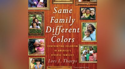 Same Family, Different Colors Book Review and Giveaway