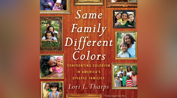 Same Family Different Colors Book Review