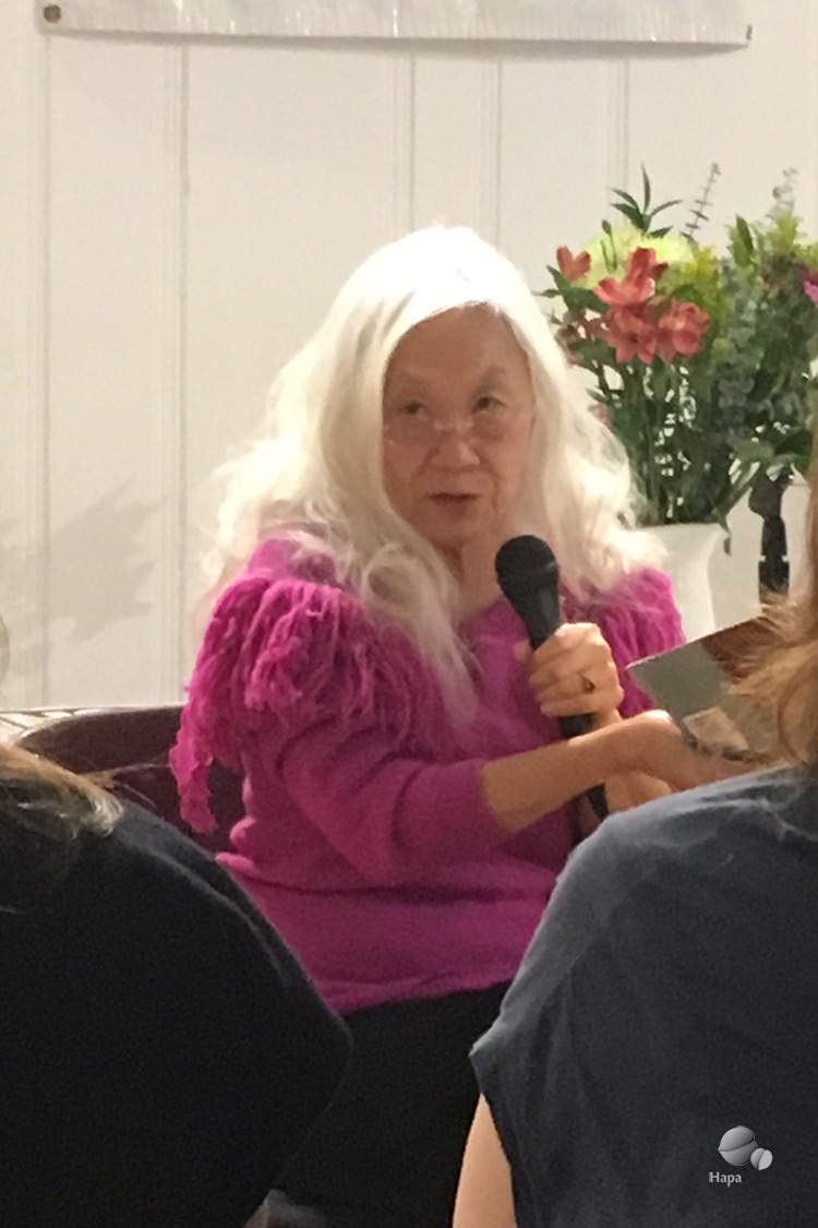 Maxine Hong Kingston reads The Woman Warrior