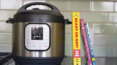 New Instant Pot Cookbooks