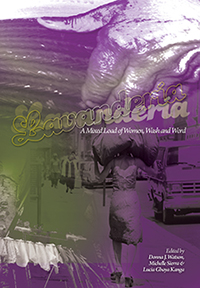 The cover of Lavanderia: Mixed Load of Women Wash and Word