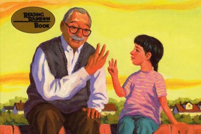 Grandfather Counts book cover