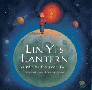 Lin Yi's Lantern Book Cover