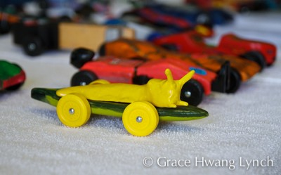 Slowest Pinewood Derby Car. Ever.