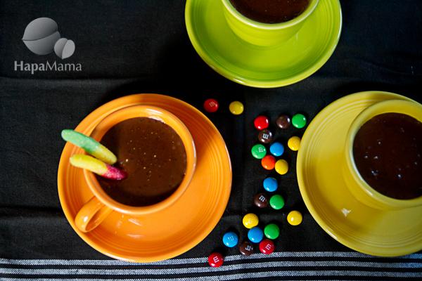 Chocolate Tapioca pudding
