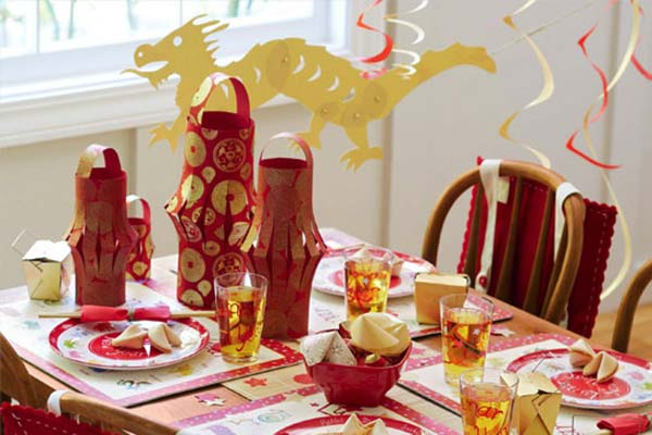Lunar New Year Pottery Barn