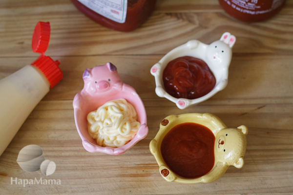 fry sauce ingredients