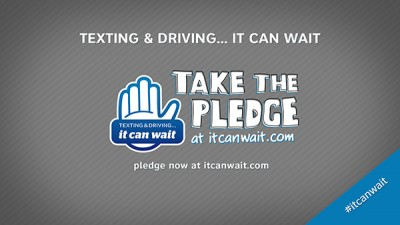Don't Text and Drive: Take the It Can Wait Pledge and Blackberry Q10 Giveaway