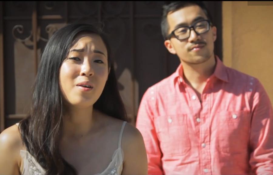 Jason Chu and Priska