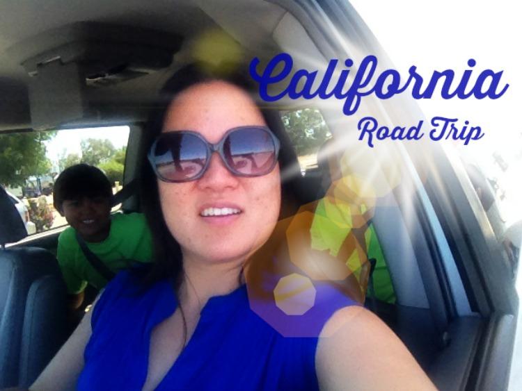 California Road Trip - HapaMama