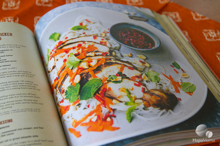 The Great Outdoors Five-Spice Chicken Noodle Salad