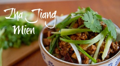 Zha Jiang Mien: Easy Family Noodle Meal