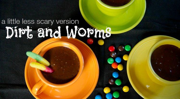 Dirt and Worms - HapaMama