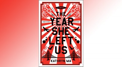 The Year She Left Us - book review on HapaMama