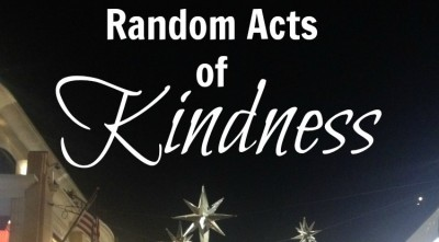 I Was Touched By a Random Act of Kindness