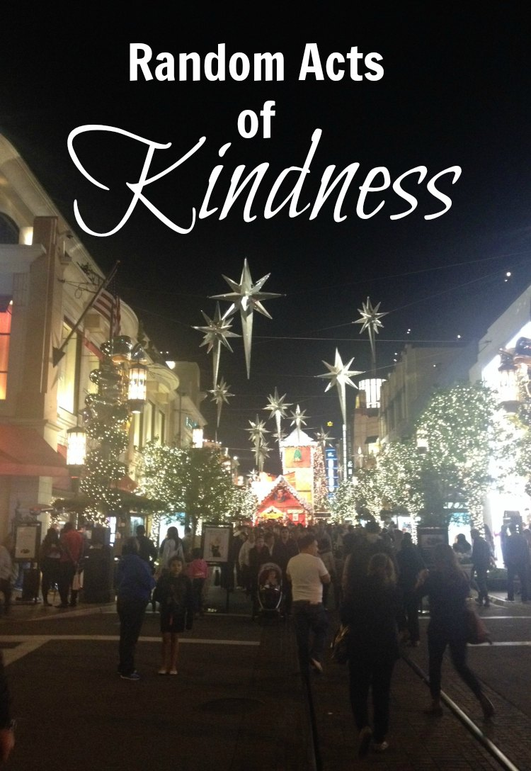 Random Acts of Kindness - HapaMama