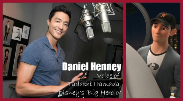 Daniel Henney as Tadahi Hamada in Big Hero 6