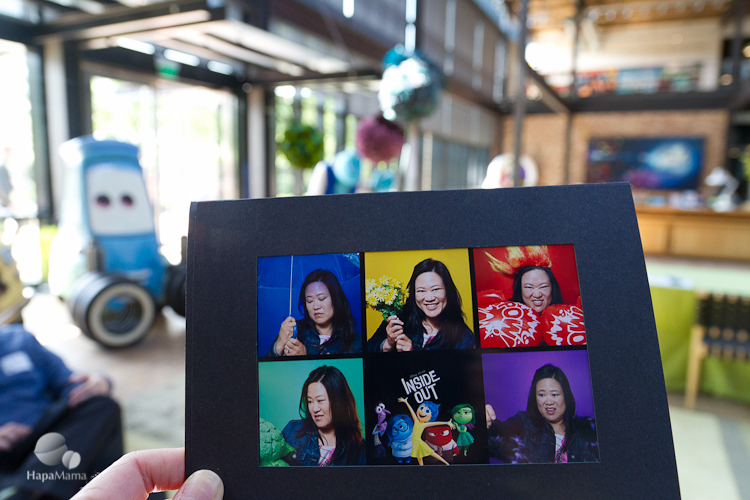 Pixar Photobooth