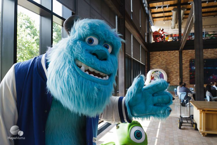 Pixar Sully
