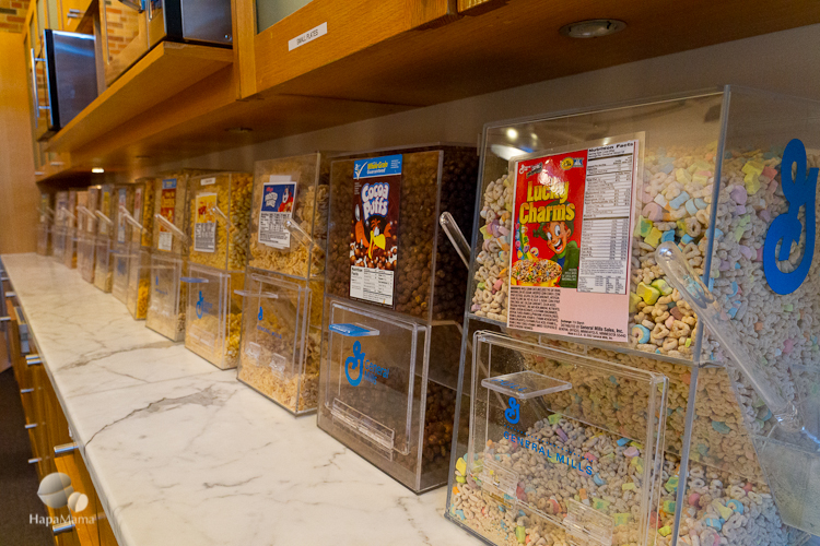 Pixar Cereal Bar
