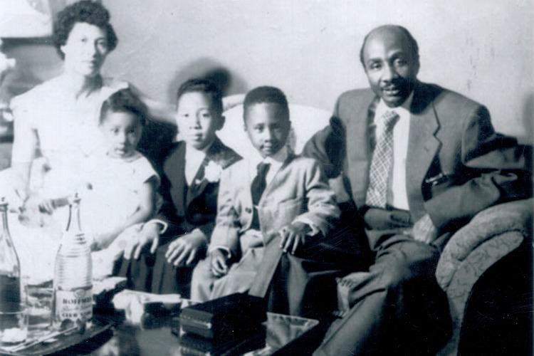 Paula Williams Madison Family