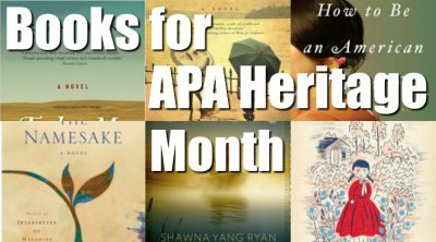 Asian American Fiction for Adults