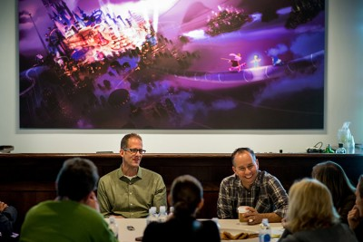 Meet the Minds Behind Pixar's Inside Out
