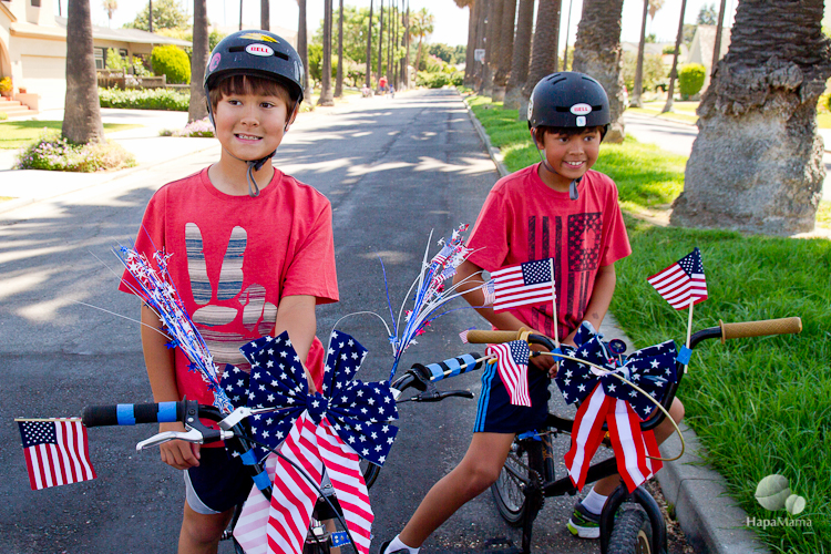4th of July bikes