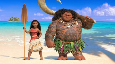 Disney Moana Features Native Hawaiian Teen