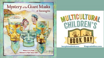 BOOK REVIEW: Mystery of the Giant Masks of Sanxingdui #ReadYourWorld