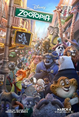 Disney Zootopia Bay Area ticket giveaway