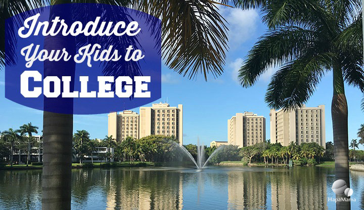 Ways to Introduce Your Kids to College over the Summer