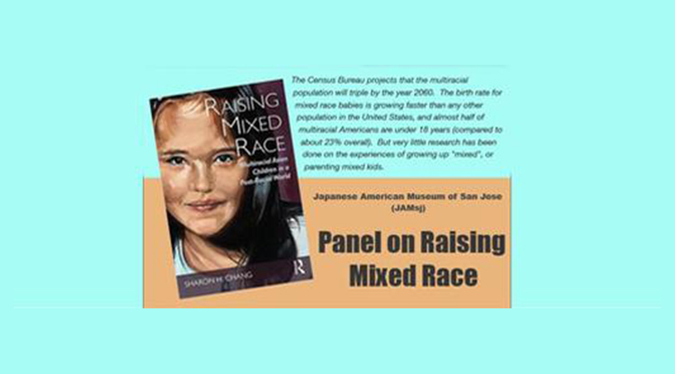 Parenting Mixed Race Panel at Japanese American Museum San Jose