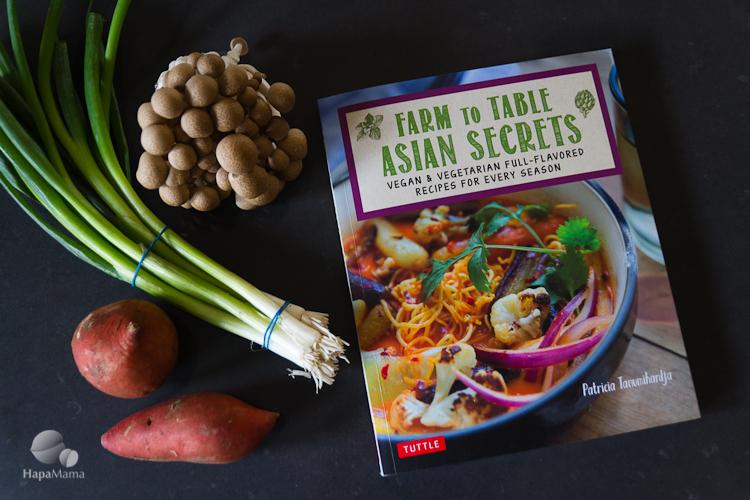 Farm to Table Asian Secrets Cookbook