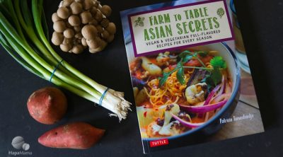 Farm to Table Asian Secrets cookbook