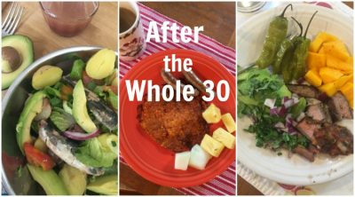 So I Tried the Whole 30
