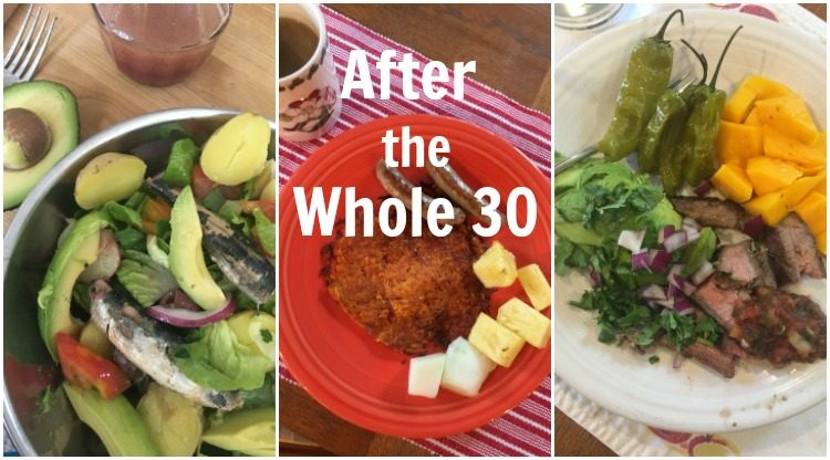 So I Tried This Whole 30 Thing